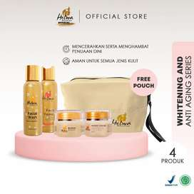 Helwa Beautycare Anti Aging Whitening Series