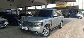 Range Rover Vogue 3.6 At Diesel At 2011 Silver 100% Original Km 40rb