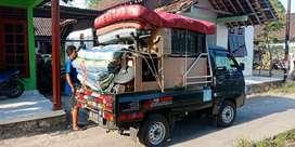 Jasa angkut jasa angkutan barang pickup roso sejati
