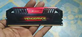Ram Corsair Vengeance 8GB (2X4GB) DDR3 PC1600