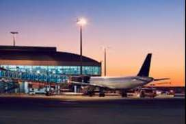 Airlines have the Vacancies for the post of Ground Staff / Cabin Crew