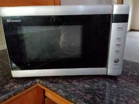 microwave oven of dawlence model number ECJ 632