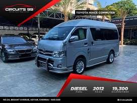 Toyota Commuter Diesel, 2012, Diesel