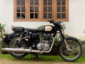 Royal enfield classic 350 only 18900 km driven, slightly used bile
