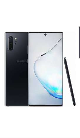 Note 10 plus 4 month old in mint condition price 55000
