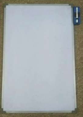 1 combo of white board