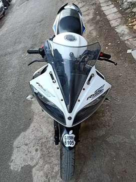 Yamaha R15 S model good condition.
