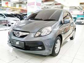 Honda Brio E manual 2015 pmk