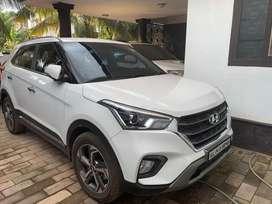 Hyundai Creta 1.6 SX (O), 2018, Diesel