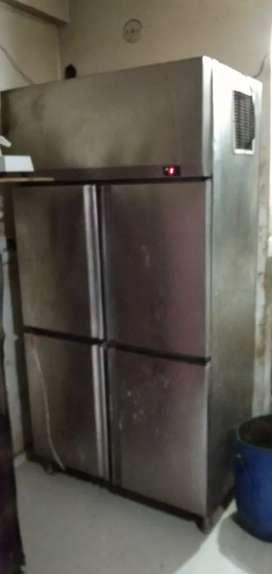 For door deep freezer