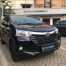 Daihatsu Xenia 1.3 R M/T 2017 HITAM