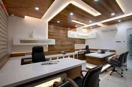 All types latest design office furniture and interior designing