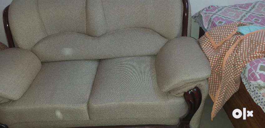 Two seater two sofa
