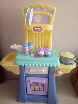 Little tikes cupcake station