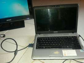 jual laptop Toshiba satellite L510