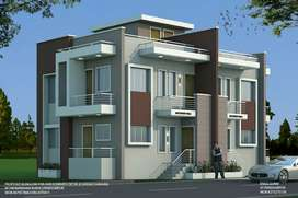 3bhk row house in pandharpur takli raod solapur