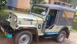 Mahindra willy jeep