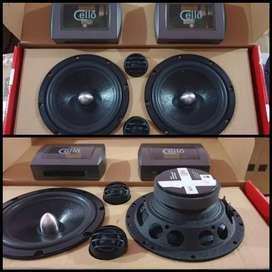 2Way Speaker CELLO Performance 1 Include Instalasi