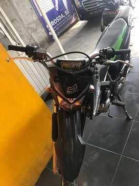 Kawasaki klx 2014 S