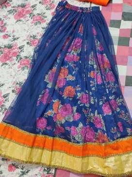 3 pc Lehanga set for 10-11 yr old girl