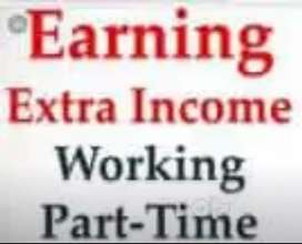 Part time/Full time jobs in India. Home bases data entry works. Get Rs