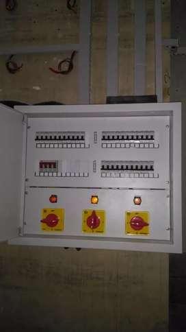 Mery electrical plumbing work