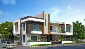 2 3 4BHK Bungalows And Plots For Sale at Near KPS School Sunder Nager