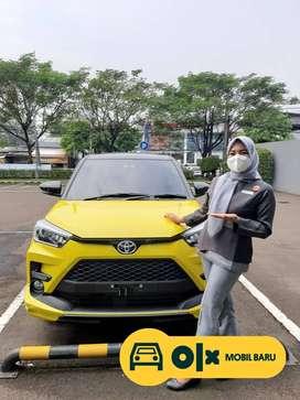 [Mobil Baru] Toyota Raize Best price Best Deal