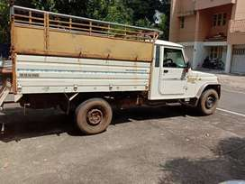 Well maintained single ganded bolero pick up