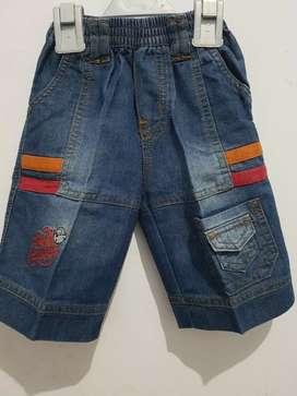 Celana panajang jeans cubitus uk s/1-2 th