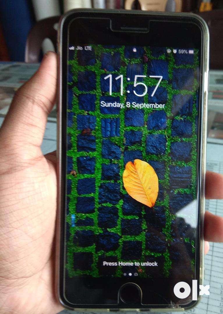 iPhone 7 plus 32GB Matt Black 0
