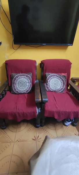 Sofa set 3 by 2