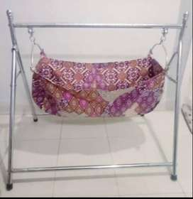 Baby Portable Folding Swing Cradle