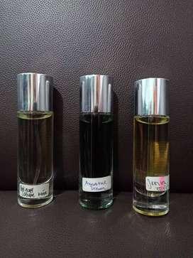 Jual parfum isi ulang sisa stok