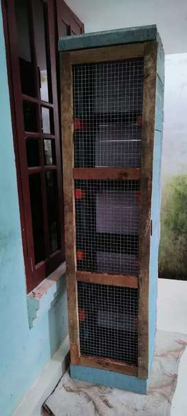 Cage for sale..
