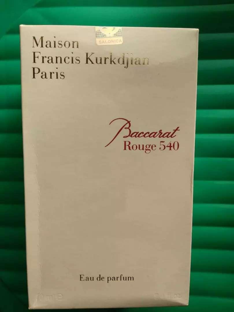 Parfum Import Baccarat