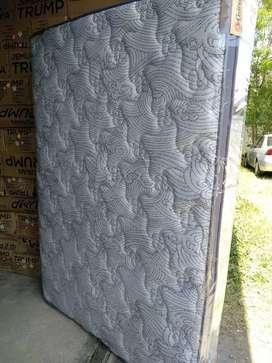 Springbed central + flustop 160 x 200 x 31 cm