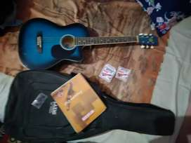 Kaps guitar model -ST-1C-R