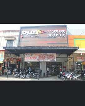 Ruko Dijual di daerah Ciomas Bogor!
