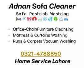 Sofa carpet rug wash dry & cleaning