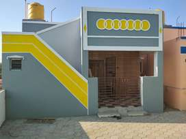 individual veppampattu 2bhk house for sale