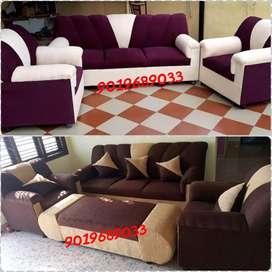 Genuine quality new branded sofa set factory