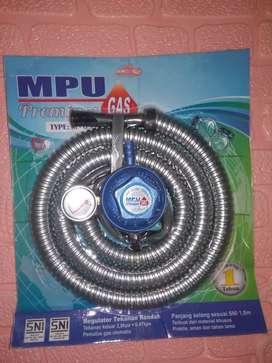 Regulator selang MPU kompor gas