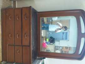 Wooden Dressing Table 800