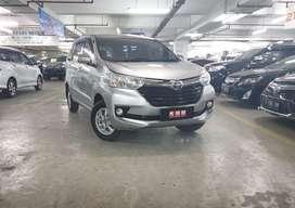Toyota Avanza 1.3 G AT 2016 Dp 17jt