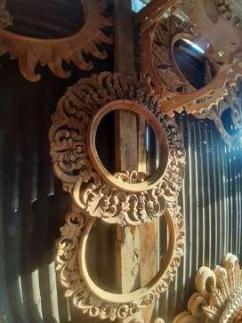Cermin hias model 21