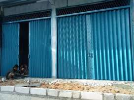 Jasa pasang folding gate/rolling door