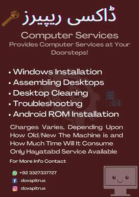 Daaksi Computer Repair Services