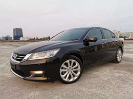 Honda Accord 2014 / 2013 VTIL Hitam