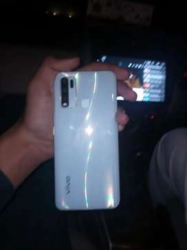 Vivo y30 4/128 gb with all accessories